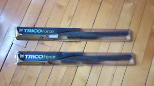 Essuie-Glaces neufs Trico Force 15''