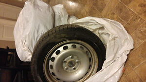 Michelin X-Ice Xi3's - Looking to trade for canopy or camper