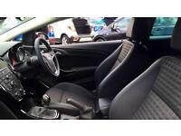 2017 Vauxhall Astra GTC 1.4T 16V 140 SRi 3dr Manual Petrol Coupe