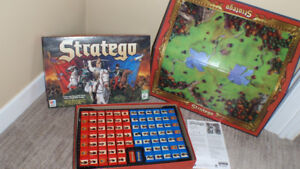 Stratego Board Game with BONUS