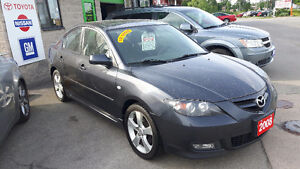 08 Mazda 3S ONE OF OUR FULLY CERTIFIED, WARRANTIED VEHICLES