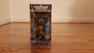 Guardians of The Galaxy Rocket Raccoon Bobble Head