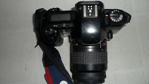 Canon Eos RebelX 35mm Camera $60. Takes film. Not a digital. Prince George British Columbia image 5