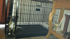 Ex-Large Dog Cage.