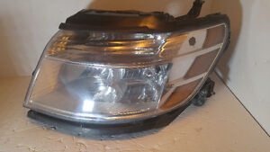 TAURUS 2008 2009 LUMIERE GAUCHE OEM LEFT HEADLAMP