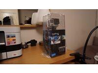 GoPro Hero 4 BLACK Edition 4K. Brand new sealed - No longer need it anymore