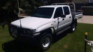 Toyota hilux 4 x 4 diesel turbo 11/1999 Ute manual Gawler Gawler Area Preview