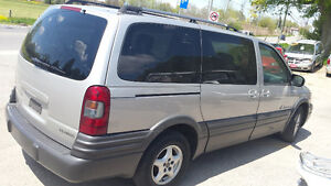 05 Pontiac Montana extended low km's,  safety included London Ontario image 5