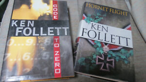 Ken Follett books(2)