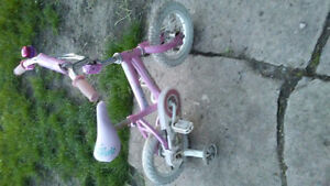 Pink Pixie Dust Girls Bike