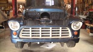 1955 Chevy Pkp, 2nd Edition.
