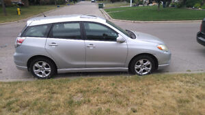 2006 Toyota Matrix XR Hatchback