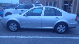 2002 MANUAL jetta with ONLY 136,000 Km on it