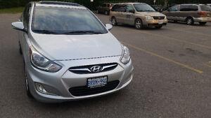 2014 Hyundai Accent GLS Hatchback