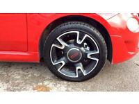 2016 Fiat 500 S Manual Petrol Hatchback