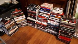 Large collection of history books from $2.50 to $15