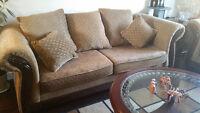 Beautiful Elegant Sofa Set