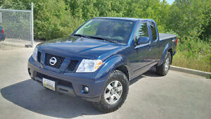 2010 Nissan Frontier Pro4X king Cab Pickup Truck