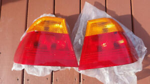 BMW e46 outer tail lights
