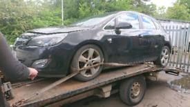 Scrap cars, vans and mot failures wanted