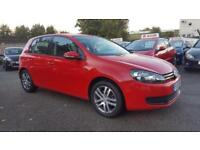 VW GOLF 1.6 TDI BLUEMOTION TECH SE 5DR / £20 TAX / FSH / 1 OWNER / 12 MONTH MOT