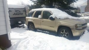 Chevrolet Trailblazer 2004 Parting Out