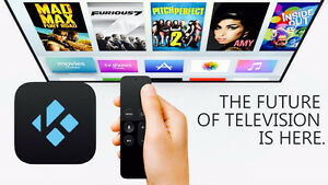 APPLE TV 4TH GEN WITH KODI 17 FREE MOVIES TV SHOWS MUSIC