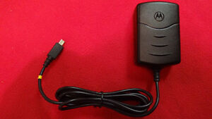 2 Motorola Cell Phone Chargers