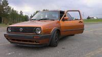 1985 Volkswagen GLI Recaro Coupé (2 portes)
