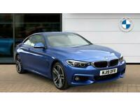 2019 BMW 4 Series 430d xDrive M Sport 2dr Auto [Professional Media] Diesel Coupe