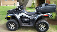 CANAM Outlander Limited 2009