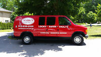 Locksmith & Safe Expert 519-830-2526 Friendly affordable service