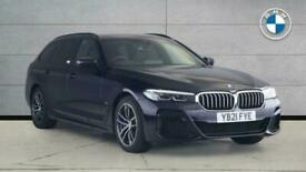 image for 2021 BMW 5 Series 530e M Sport Touring Estate Petrol Plug-in Hybrid Automatic