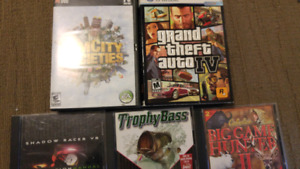 Games $5