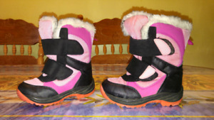 Thinsulate Size 10 Toddler Girls Winter Boots