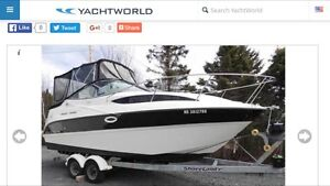 2013 Bayliner 245 Express Cruiser