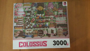 3000 Piece Colossus Bakery Puzzle