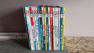 Dr. Suess hard cover books