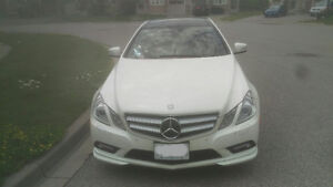 2011 Mercedes-Benz E-350 Coupe (2 door)