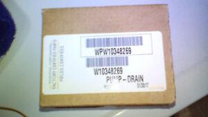 Dishwasher drain pump WPW10348269