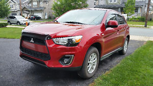 '14 Mitsubishi RVR. 5-speed. one owner. 38K km.