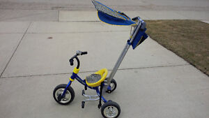 Huffy Trike Tricycle with Bell