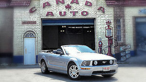 2006 Ford Mustang GT Convertible with no Damage/Claims history