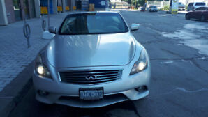 2012 Infiniti G37 Sport Coupe (2 door)