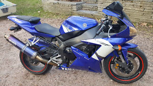 2002 Yamaha r-1 for sale
