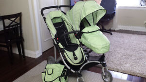 Double Stroller (StrollAir My Duo)