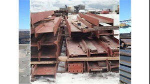 Steel Beams Channel Pipe Angle for Sale : $0.45 per lb Windsor Region Ontario image 2