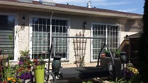 Heavy Gauge Steel Security Bars for Home or Business