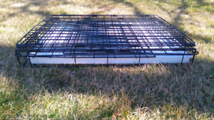 """29"""" wire dog crate for sale"""