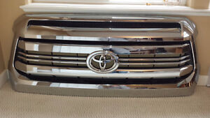 2016 TOYOTA TUNDRA 1794 EDITION ALL CHROME FRONT GRILL
